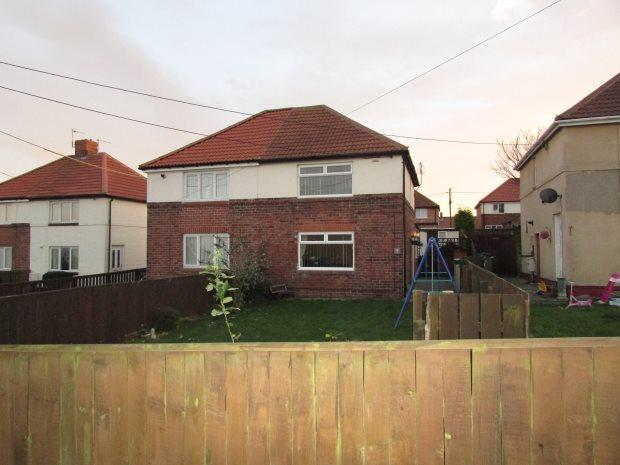 2 Bedrooms Semi Detached House for sale in OCEAN VIEW, BLACKHALL, HARTLEPOOL AREA VILLAGES
