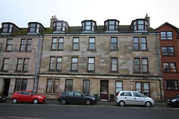 2 Bedrooms Flat for sale in 0/2, 35A, Regent Street, Greenock, PA15 4QY