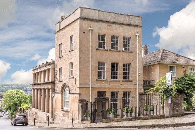 2 Bedrooms Town House for sale in Sion Hill, Lansdown, Bath, BA1