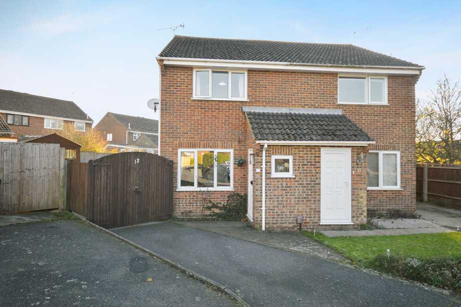 2 Bedrooms Semi Detached House for sale in Willesborough, TN24