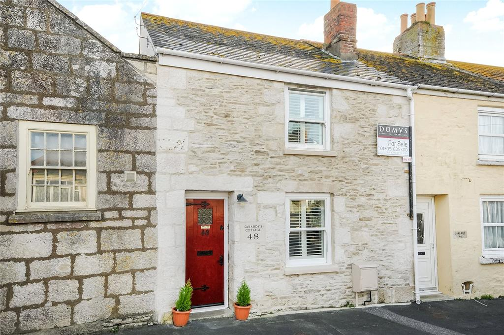 2 Bedrooms Terraced House for sale in Portland, Dorset