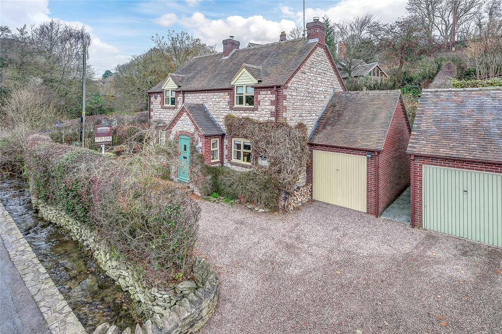 4 Bedrooms Detached House for sale in Brockton, Much Wenlock, Shropshire