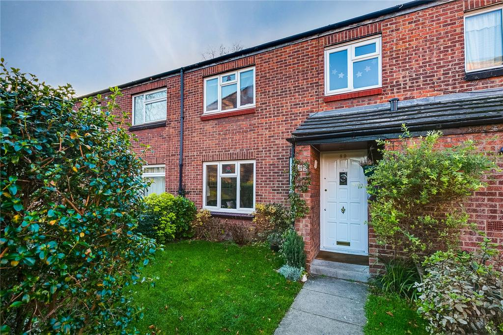 3 Bedrooms Terraced House for sale in Dyers Lane, Putney, London