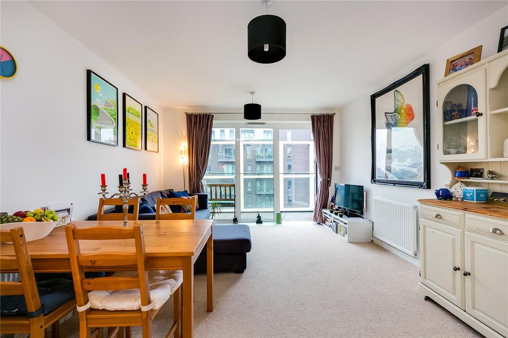 1 Bedroom Flat for sale in Kennet House, Enterprise Way, Wandsworth