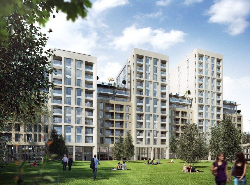 2 Bedrooms Flat for sale in Paddington Exchange, North Wharf Road, Paddington / Bayswater