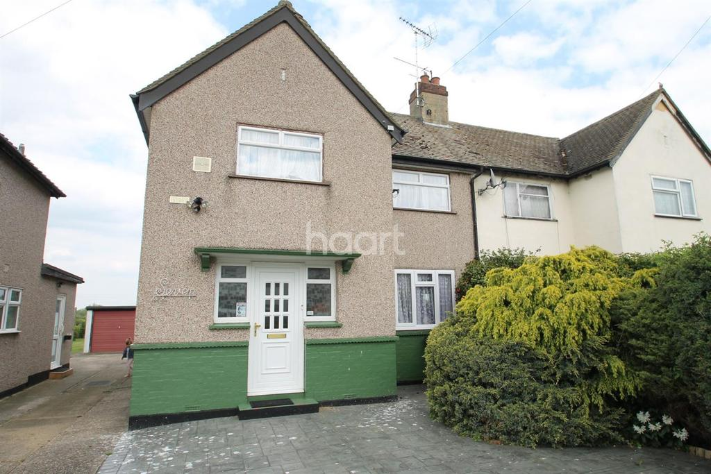 4 Bedrooms Semi Detached House for sale in Doggetts Close, Rochford