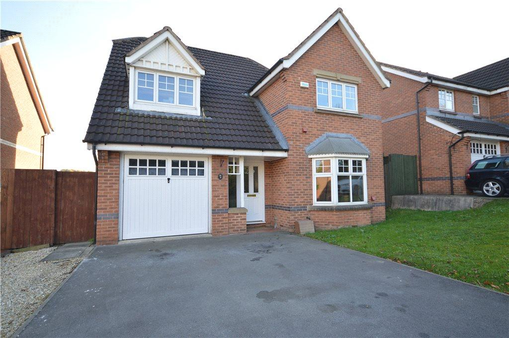 4 Bedrooms Detached House for sale in Bridge View, Rodley, Leeds