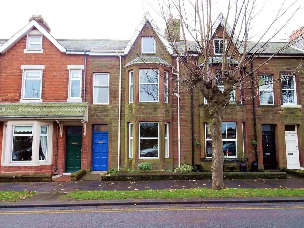 6 Bedrooms Terraced House for sale in Lawn Terrace, Silloth
