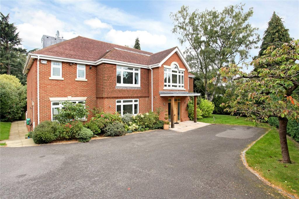 5 Bedrooms Detached House for sale in Queens Hill Rise, Ascot, Berkshire