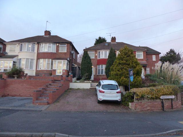 3 Bedrooms Semi Detached House for sale in Dorrington Road,Great Barr,Birmingham