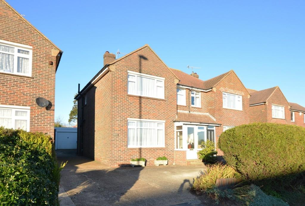 3 Bedrooms Semi Detached House for sale in Shoreham-by-Sea
