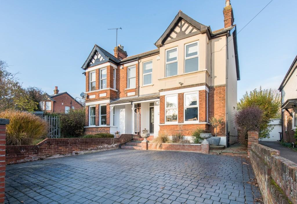 4 Bedrooms Semi Detached House for sale in Gainsborough Road, Ipswich, Suffolk