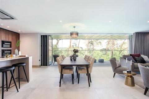 3 bedroom penthouse for sale - Crosstrees, Lilliput Road, Poole, Dorset, BH14