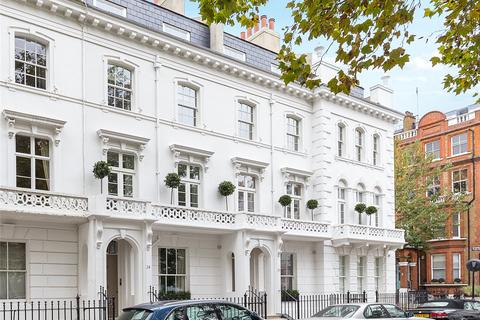 6 bedroom terraced house for sale - Hereford Square, South Kensington, London, SW7