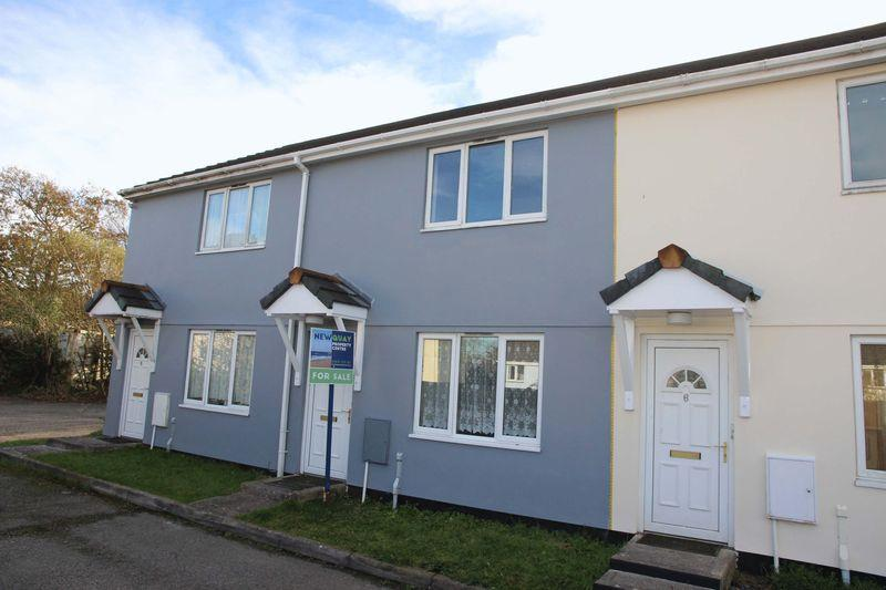 2 Bedrooms Terraced House for sale in The Sidings, Bugle