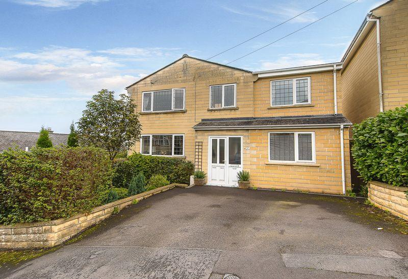 4 Bedrooms Detached House for sale in Fairfield Park, Bath