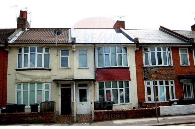 2 Bedrooms Terraced House for sale in St. Clements Road, Bournemouth, BH1