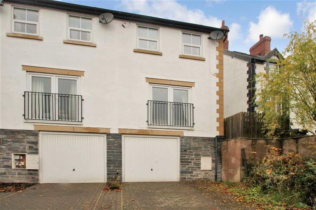 3 Bedrooms End Of Terrace House for sale in Teras Berwyn, Glyn Ceiriog