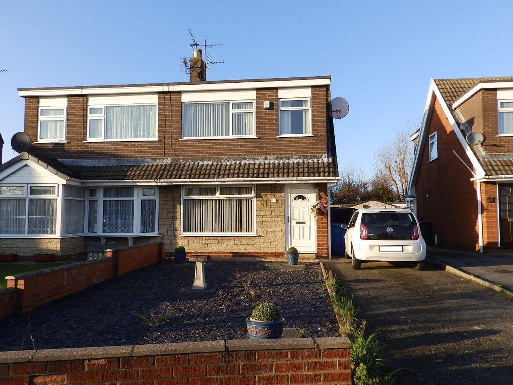 3 Bedrooms Semi Detached House for sale in Pen Y Maes Avenue, Rhyl