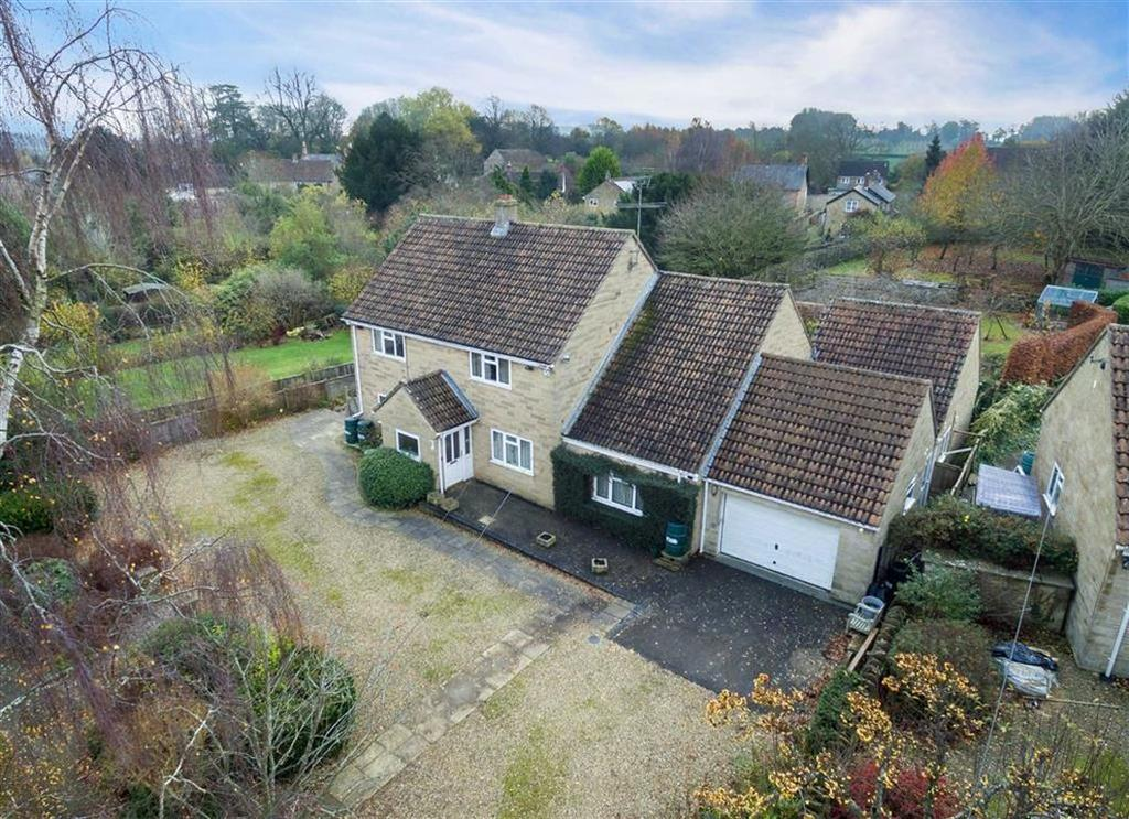 4 Bedrooms Detached House for sale in Church Lane, Haselbury Plucknett, Somerset, TA18