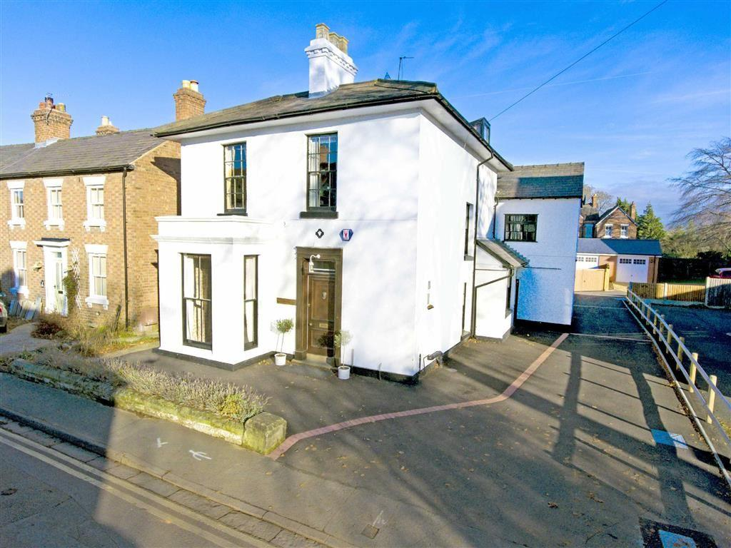 5 Bedrooms Detached House for sale in Trinity Street, Shrewsbury, Shropshire