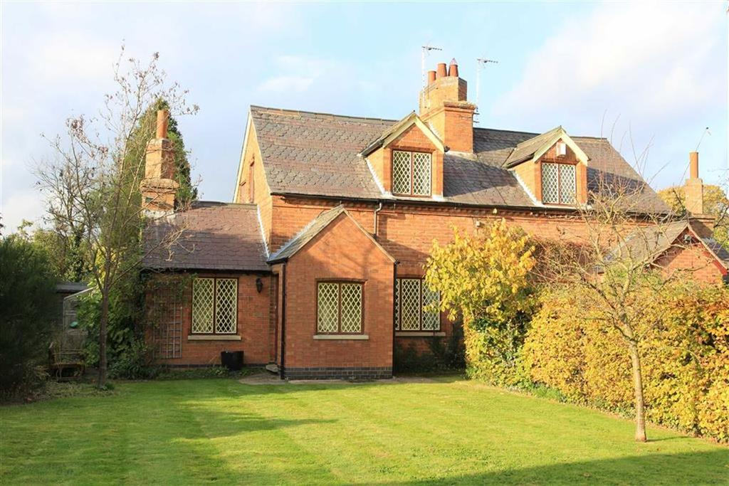 2 Bedrooms Cottage House for sale in Main Street, Kirby Muxloe, Leicester