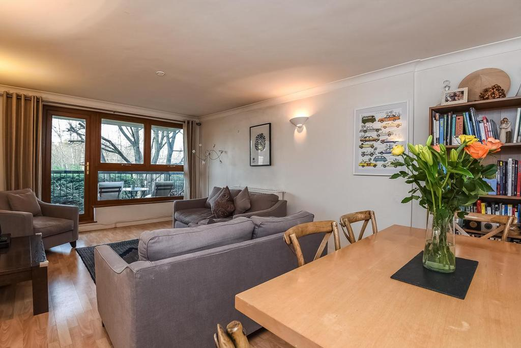 2 Bedrooms Flat for sale in Warwick Drive, Putney