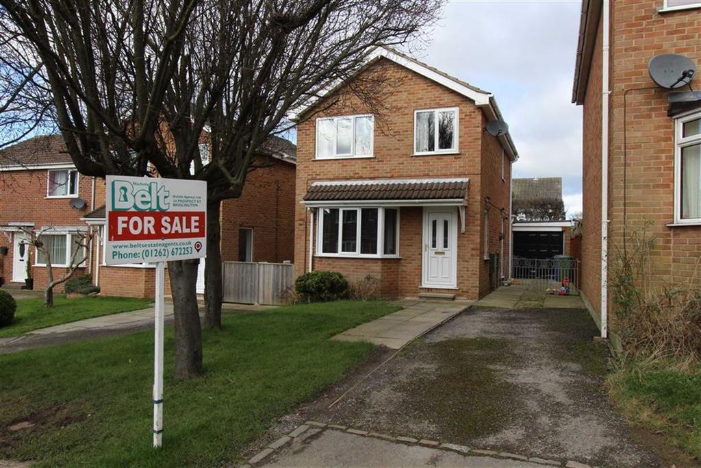 3 Bedrooms Detached House for sale in Trentham Mews, Bridlington, East Yorkshire, YO16