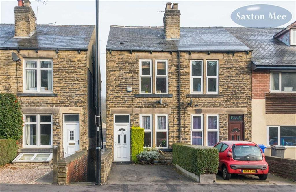 3 Bedrooms End Of Terrace House for sale in Langsett Road South, Oughtibridge, Sheffield, S35