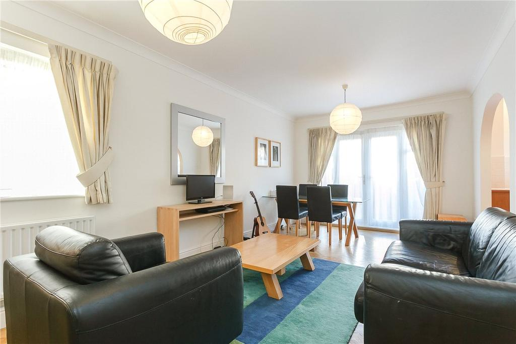 2 Bedrooms Apartment Flat for sale in Grandpont Place, Long Ford Close, Oxford, Oxfordshire, OX1