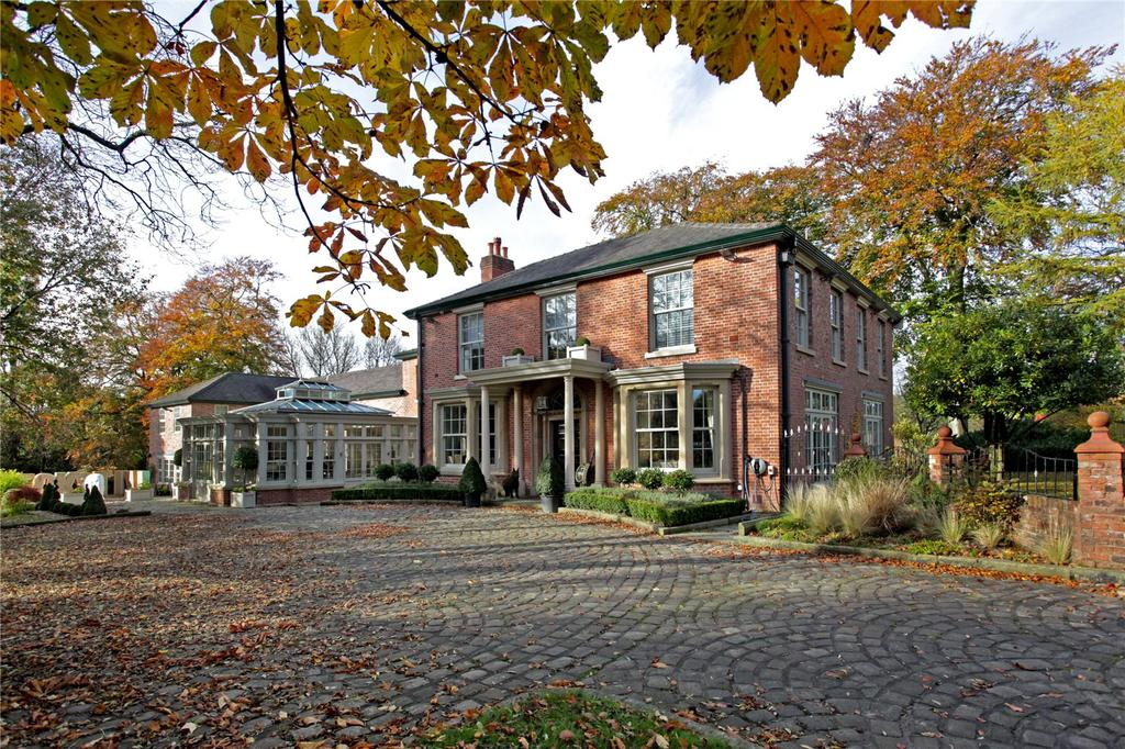 6 Bedrooms Detached House for sale in Nutbank Lane, Manchester, M9