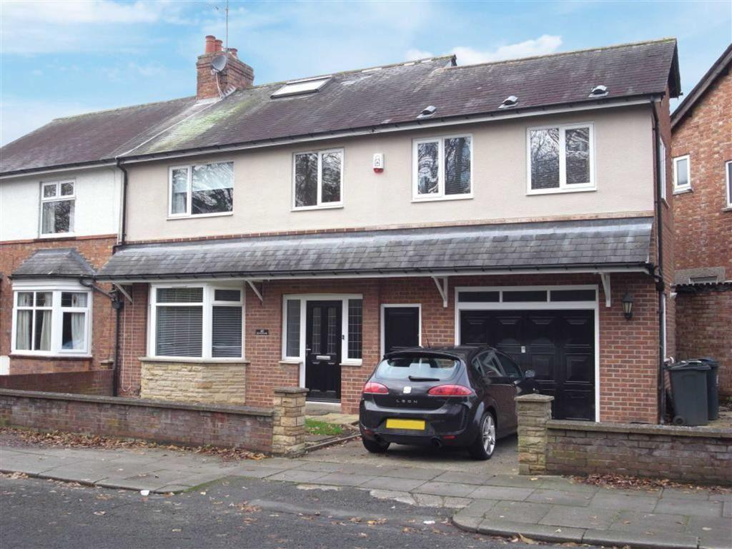 4 Bedrooms Semi Detached House for sale in Deneside Road, Darlington