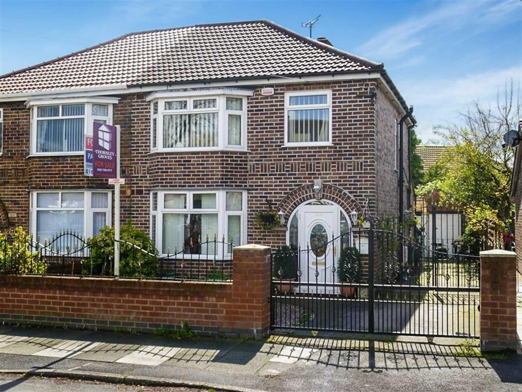3 Bedrooms Semi Detached House for sale in Stretford Road, Urmston