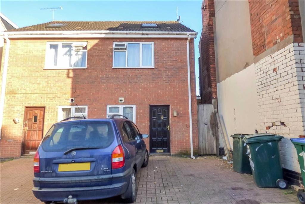 3 Bedrooms Semi Detached House for sale in Leopold Road, Hillfields, Coventry, CV1