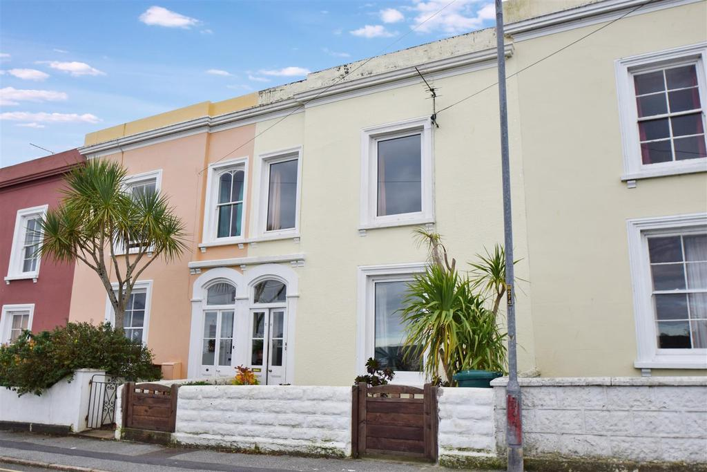 2 Bedrooms Terraced House for sale in Harbour Terrace, Falmouth