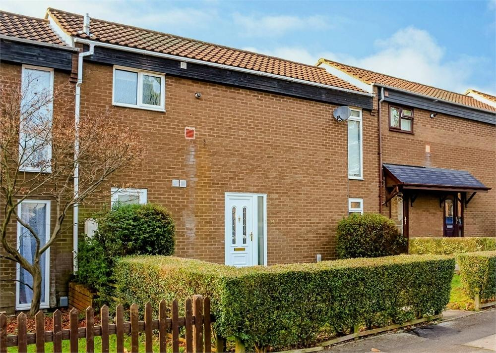 3 Bedrooms Terraced House for sale in Keepers Coombe, Crown Wood, Bracknell, Berkshire