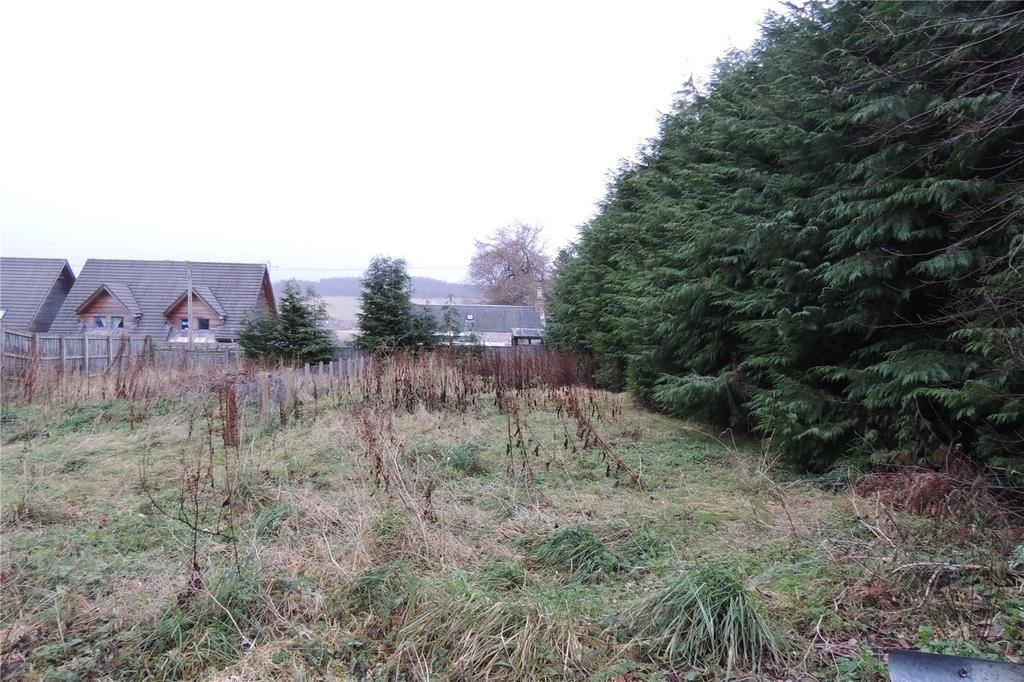 Plot Commercial for sale in Plot B, Tomnabat Lane, Tomintoul, Ballindalloch, AB37