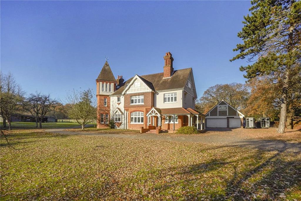 6 Bedrooms Land Commercial for sale in Ashtead Woods Road, Ashtead, Surrey, KT21