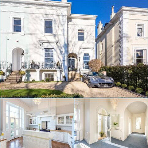 5 bedroom semi-detached house for sale - West Approach Drive, Cheltenham, Gloucestershire, GL52