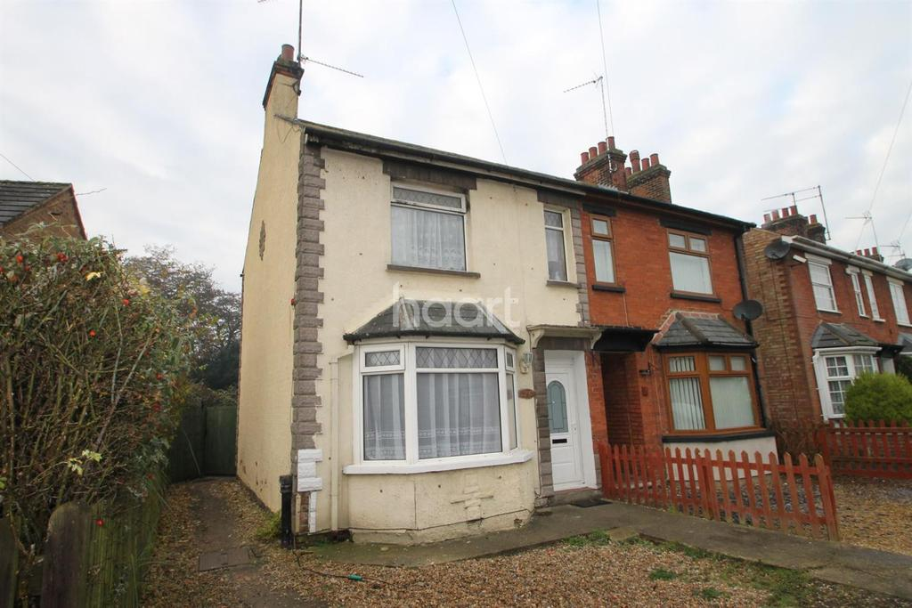 3 Bedrooms Semi Detached House for sale in Burcroft Road