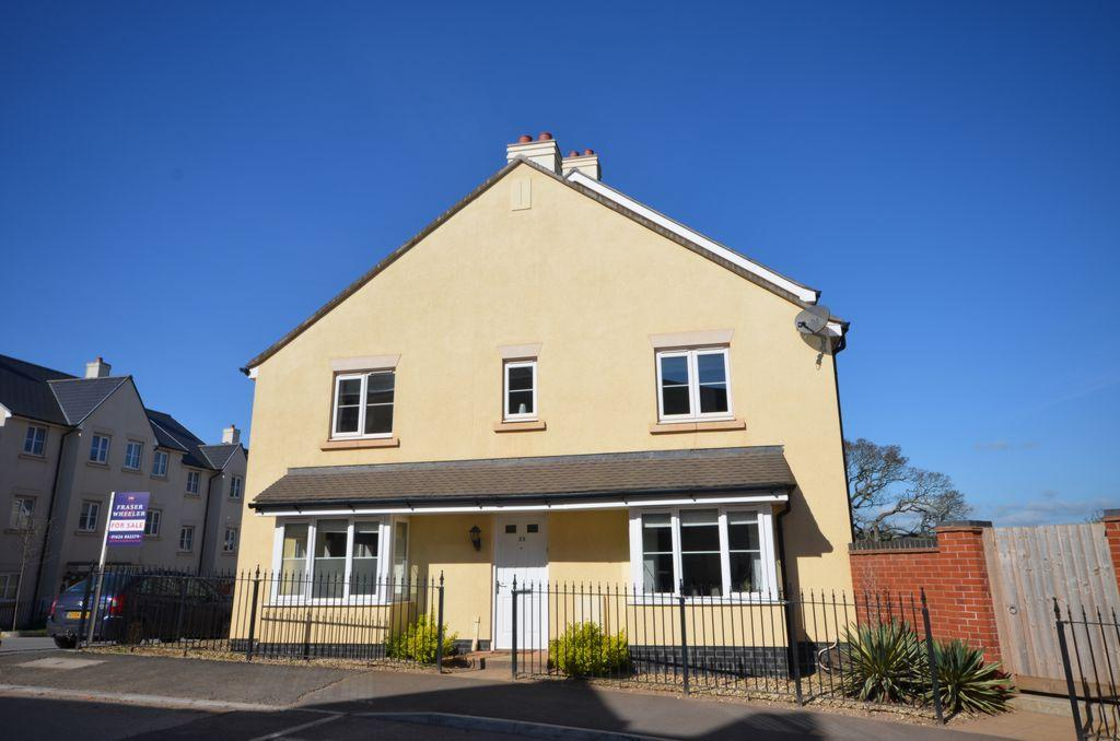 3 Bedrooms House for sale in Roscoff Road, Dawlish, EX7
