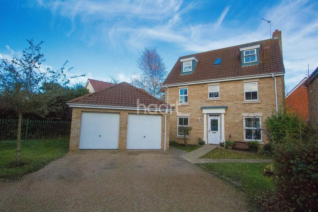 5 Bedrooms Detached House for sale in Monarch Way, Carlton Colville
