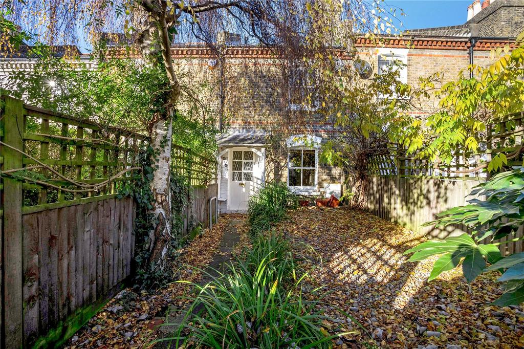 2 Bedrooms Terraced House for sale in Medfield Street, Putney, London, SW15