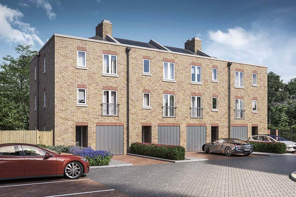 4 Bedrooms Terraced House for sale in King William Close, Chichester, West Sussex, PO19
