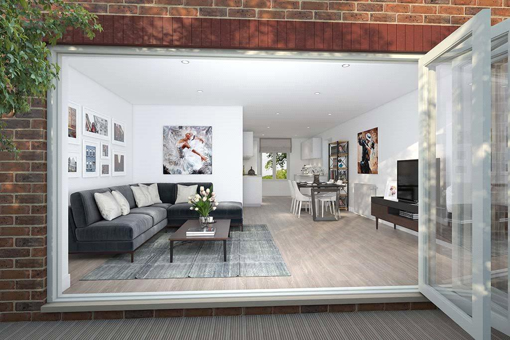3 Bedrooms Semi Detached House for sale in King William Close, Chichester, West Sussex, PO19