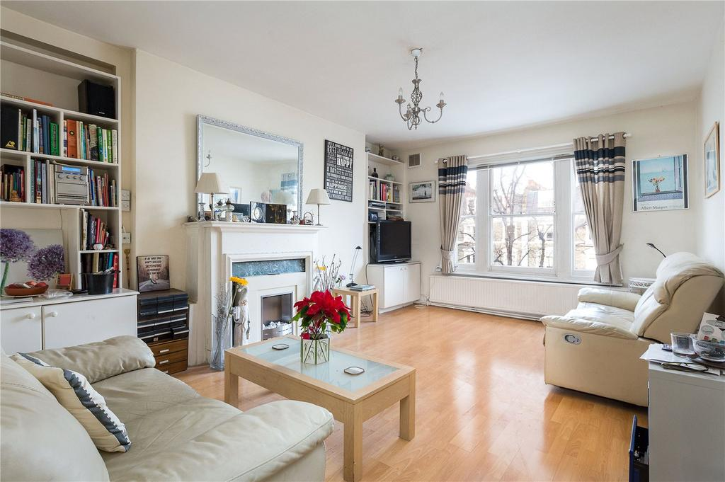 2 Bedrooms Flat for sale in Elsham Road, West Kensington, London
