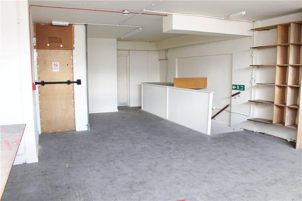Second Floor Storage