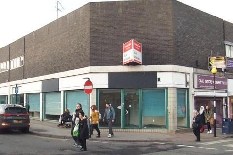 Retail property (high street) to rent - High Street, Erdington, Birmingham, B23