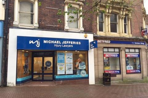 Retail property (high street) to rent - Market Square, Hanley, Stoke-On-Trent, ST1
