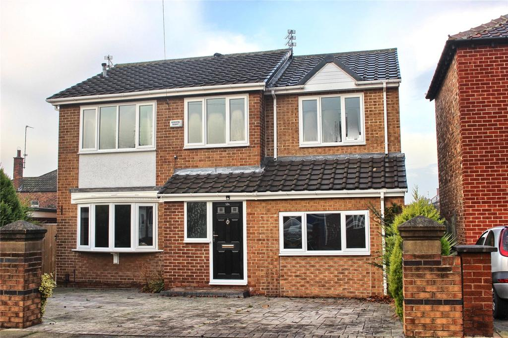 4 Bedrooms Detached House for sale in Ambleside Road, Normanby